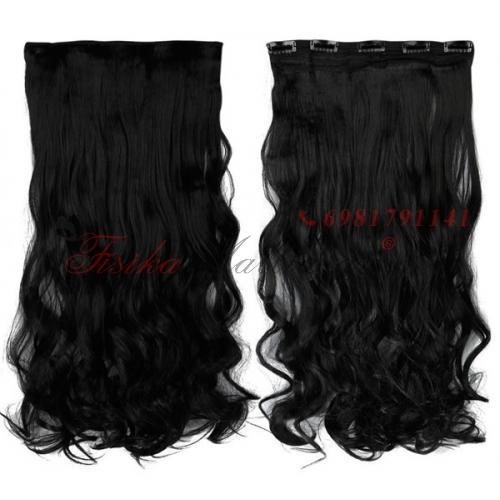 1 - Τεχνητά σγουρά ή ίσια μαλλιά Τεχνητά σγουρά και ίσια μαλλιά