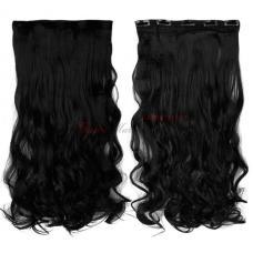 1 - Τεχνητά σγουρά ή ίσια μαλλιά