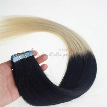 Ombre - μαλλιά σε αυτοκολλητά (7)
