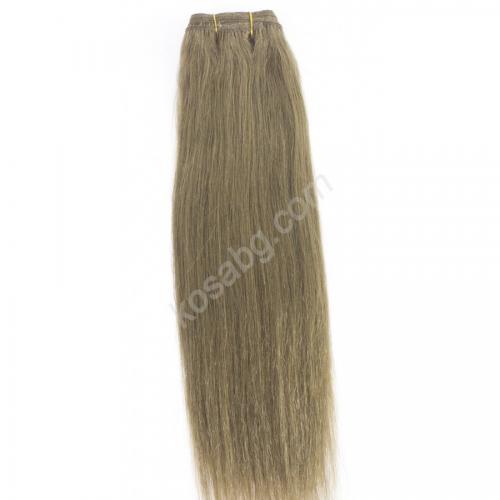 10. Естествена коса на сантиметър