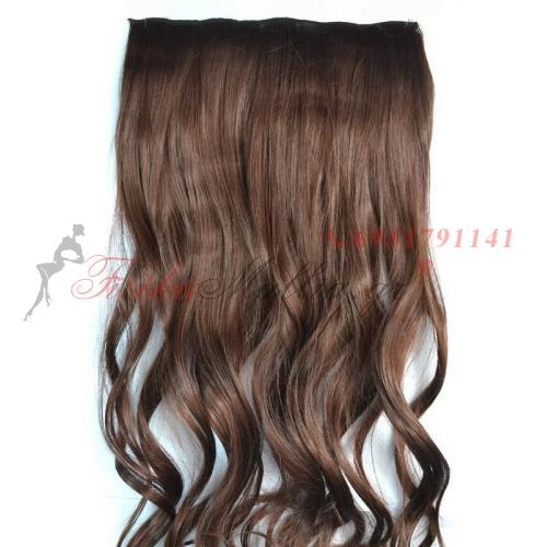 12. Τεχνητή ουρά - σγουρά μαλλιά Τεχνητή ουρά