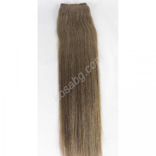12. Естествена коса на сантиметър