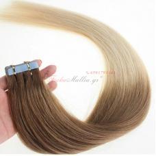 12/613 - Ombre - μαλλιά σε αυτοκολλητά