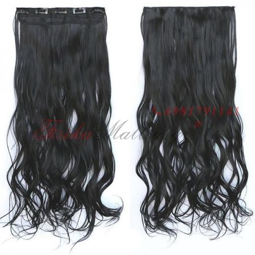 1b - Τεχνητά σγουρά ή ίσια μαλλιά Τεχνητά σγουρά και ίσια μαλλιά