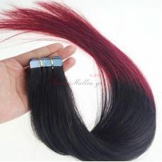1B/BUG - Ombre - μαλλιά σε αυτοκολλητά