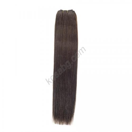 2. Естествена коса на сантиметър