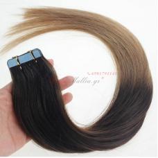 2/12 - Ombre - μαλλιά σε αυτοκολλητά