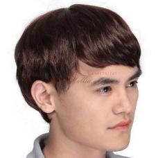 23. Мъжка перука от изкуствена коса