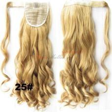 25. Τεχνητή ουρά - σγουρά μαλλιά