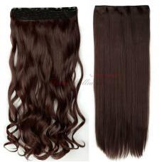 3 - Τεχνητά σγουρά ή ίσια μαλλιά
