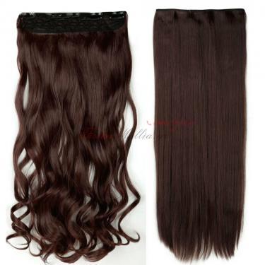 Τεχνητά σγουρά και ίσια μαλλιά (8)