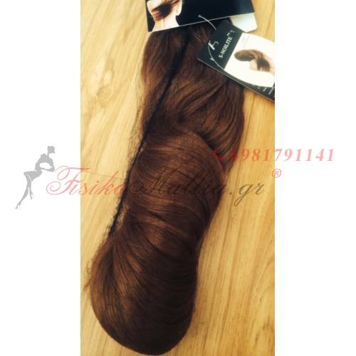 30. κυματιστά , τεχνητά μαλλιά επεκτάσεις Τεχνητά σγουρά μαλλιά