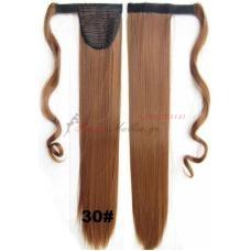 30. Τεχνητή ουρά - ίσια μαλλιά