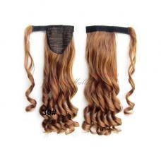 30. Τεχνητή ουρά - σγουρά μαλλιά