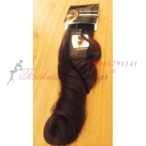 4. κυματιστά , τεχνητά μαλλιά επεκτάσεις Τεχνητά σγουρά μαλλιά