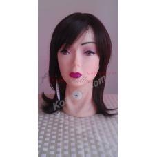 4. Перука от изкуствен косъм