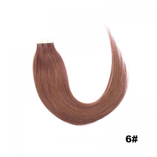 6. μαλλιά σε αυτοκολλητά - 55 εκ. Μαλλιά σε αυτοκολλητά 55 εκ.