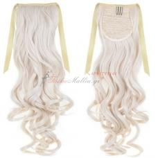 60. Τεχνητή ουρά - σγουρά μαλλιά
