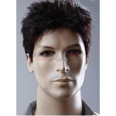 8. Мъжка перука от изкуствена коса