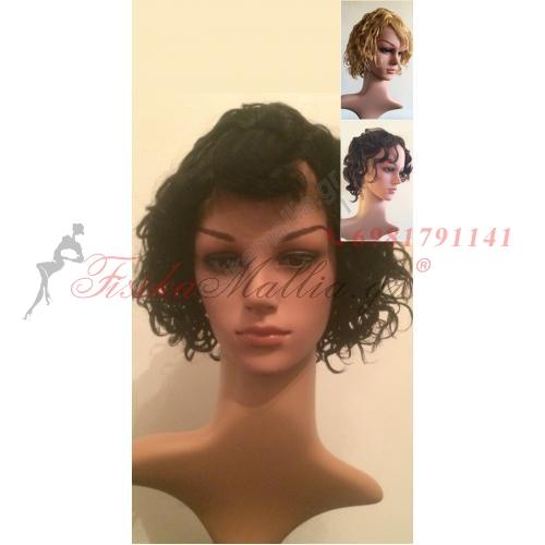 Rose - Περούκα από φυσική τρίχα  Περούκα απο φυσικά μαλλιά - πολυτέλεια