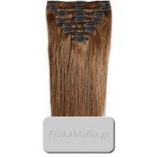 No6 - Τρέσα μαλλιών με κλιπς