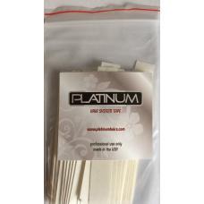 Platinum - Ανταλλακτικά επιθέματα με αυτοκόλλ