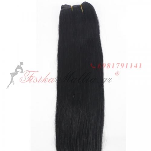 1. Φυσικά μαλλιά